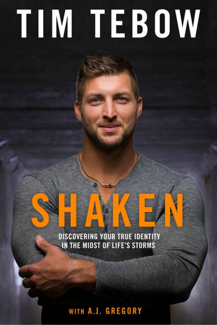Book Review: 5 Reasons to Read Shaken by Tim Tebow