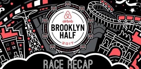2017 AirBnB Brooklyn Half Marathon Race Recap