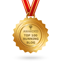 Feedspot Top 100 Running Blogs