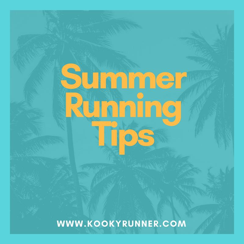 Summer Running Tips
