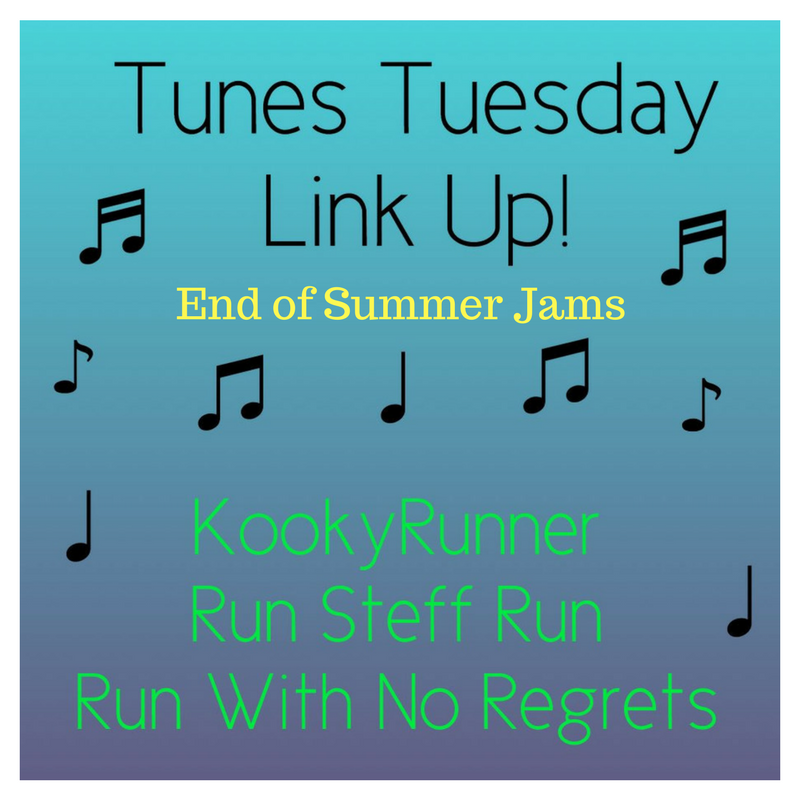 Tunes Tuesday 8.1 – End of Summer Jams!