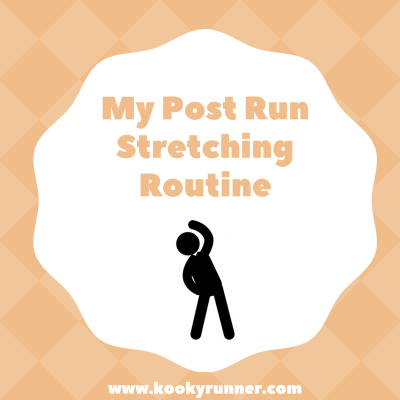My Post Run Stretching Routine