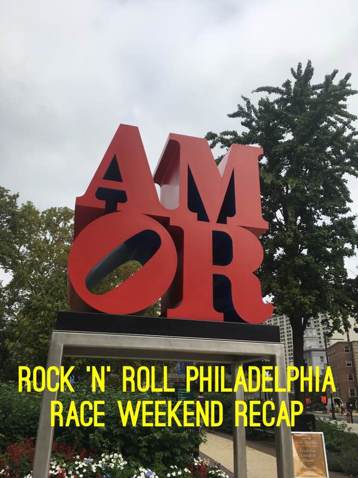 Rock 'n' Roll Philadelphia Races Recap