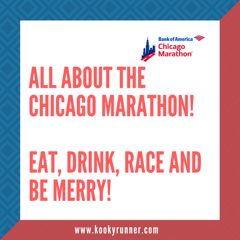 All About the Chicago Marathon!