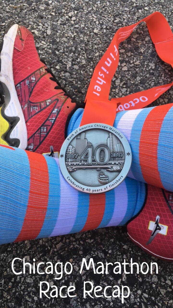 Chicago Marathon Race Recap