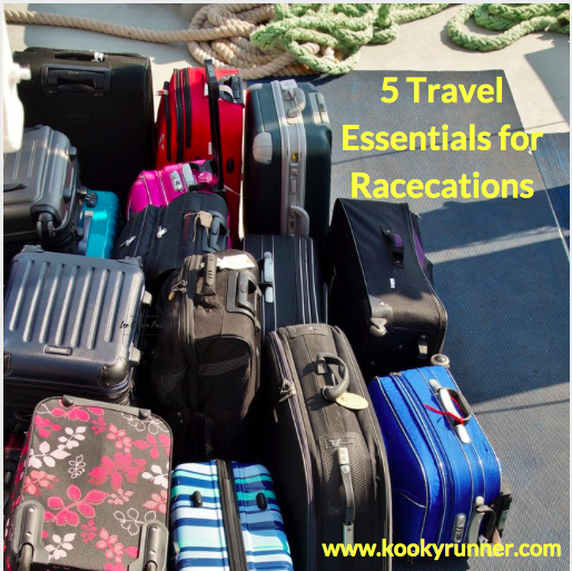 5 Travel Essentials for Racecations