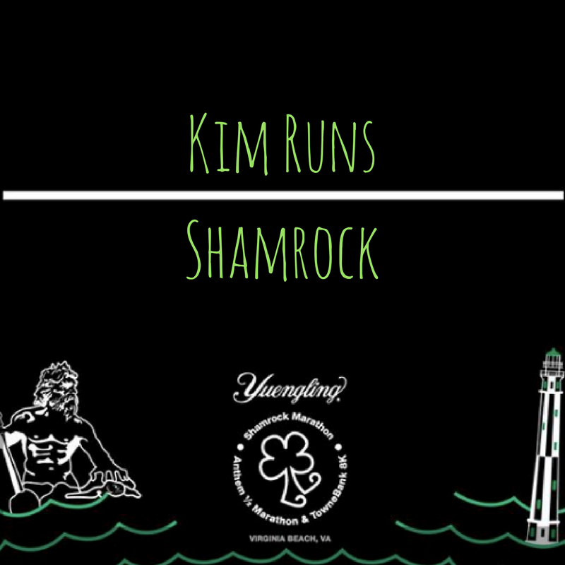 Yuengling Shamrock Marathon Training Recap – Week 11