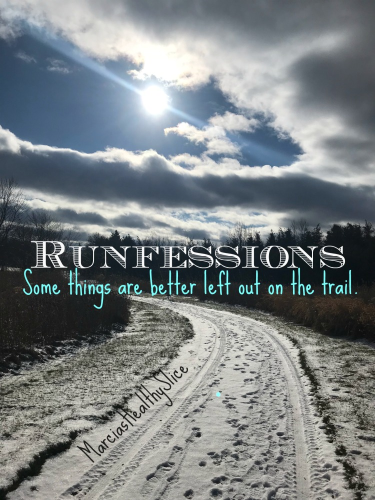 Join me for February Runfessions!