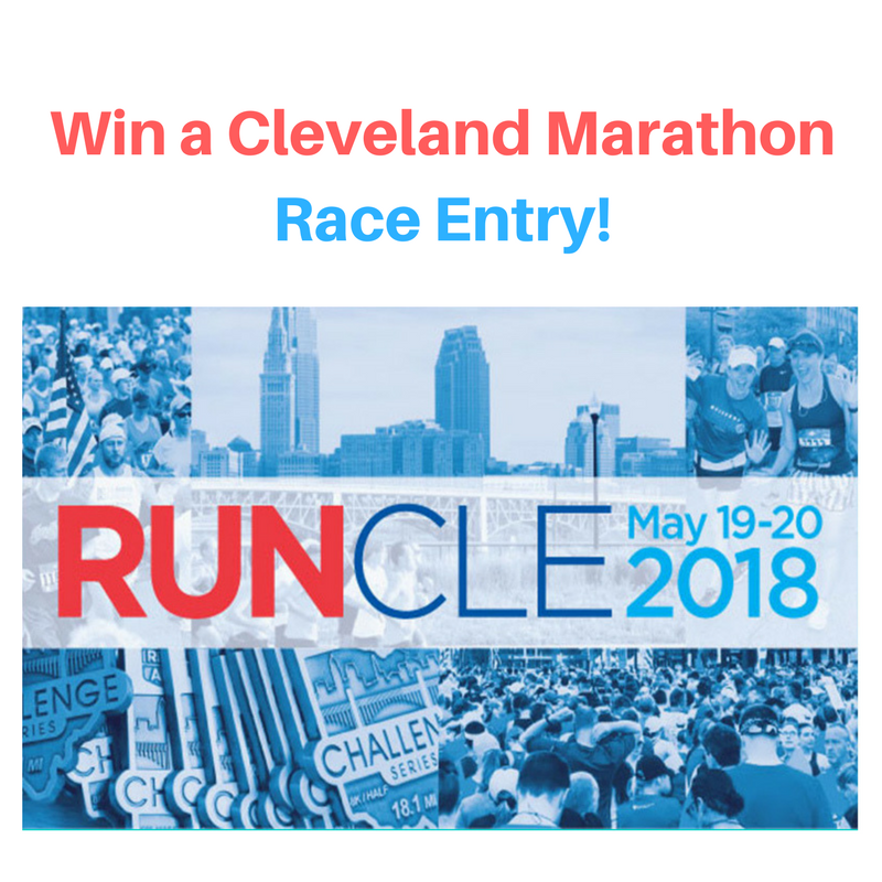 Win a Cleveland Marathon Race Entry!