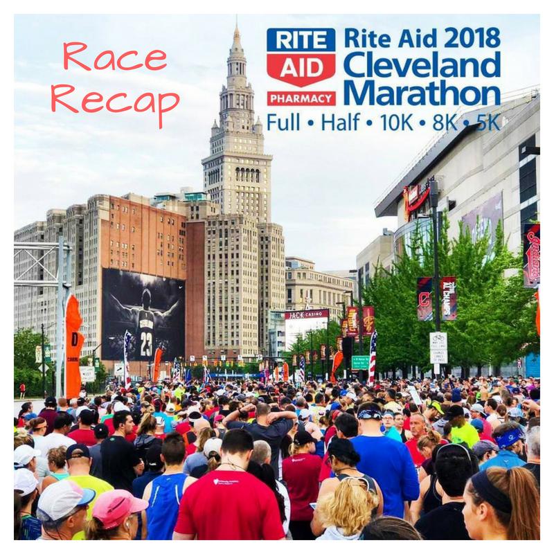 Rite Aid Cleveland 8K and Half Marathon Race Recaps
