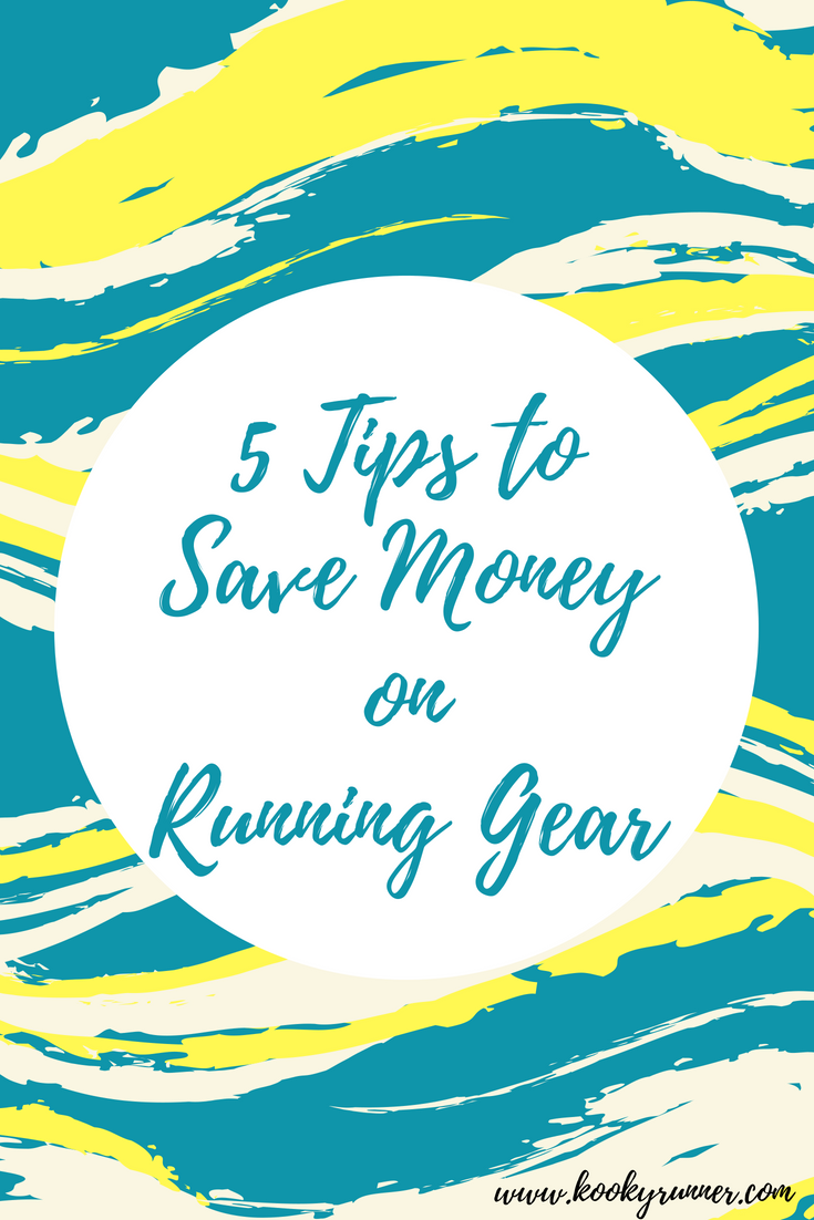 5 Tips to Save Money on Running Gear