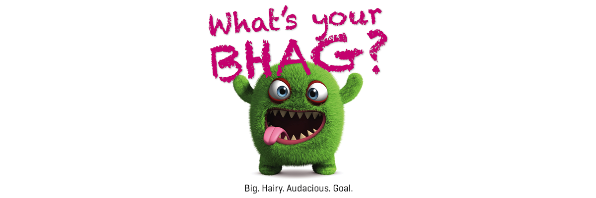BHAG…Do I Actually Have One?