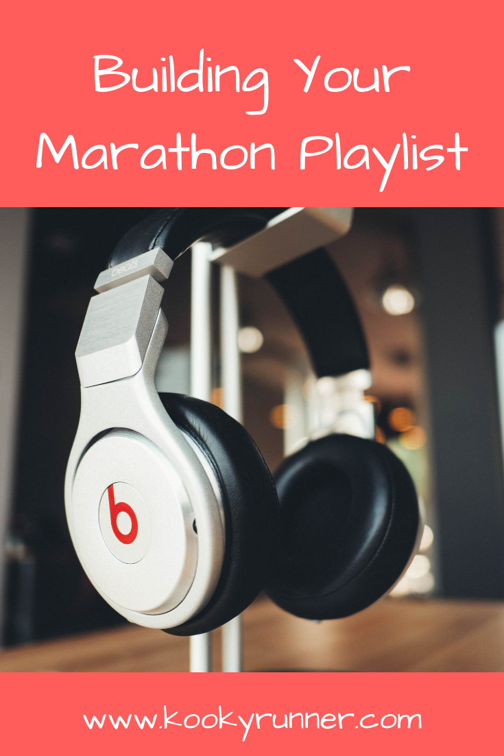 Building Your Marathon Playlist